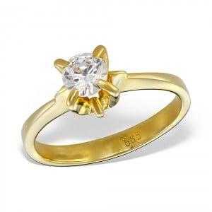 bijuterii cadou inel aur