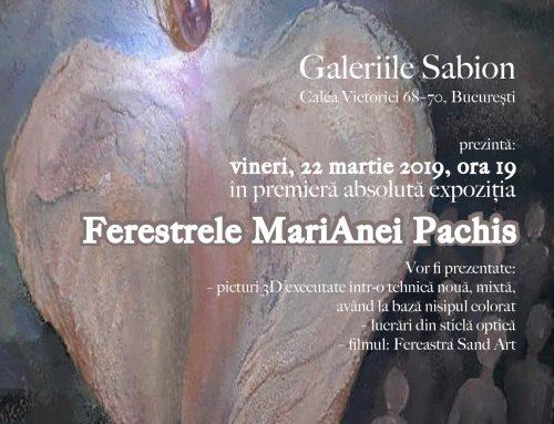 Ferestrele MariAnei Pachis