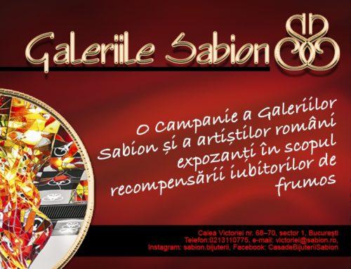 """Campania """"Bijuteriile Artei"""" – Regulament"""