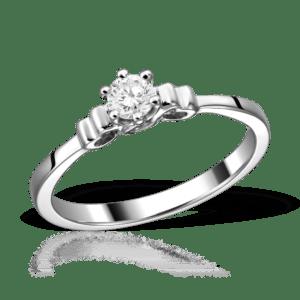 bijuterii cadou inel cu diamante