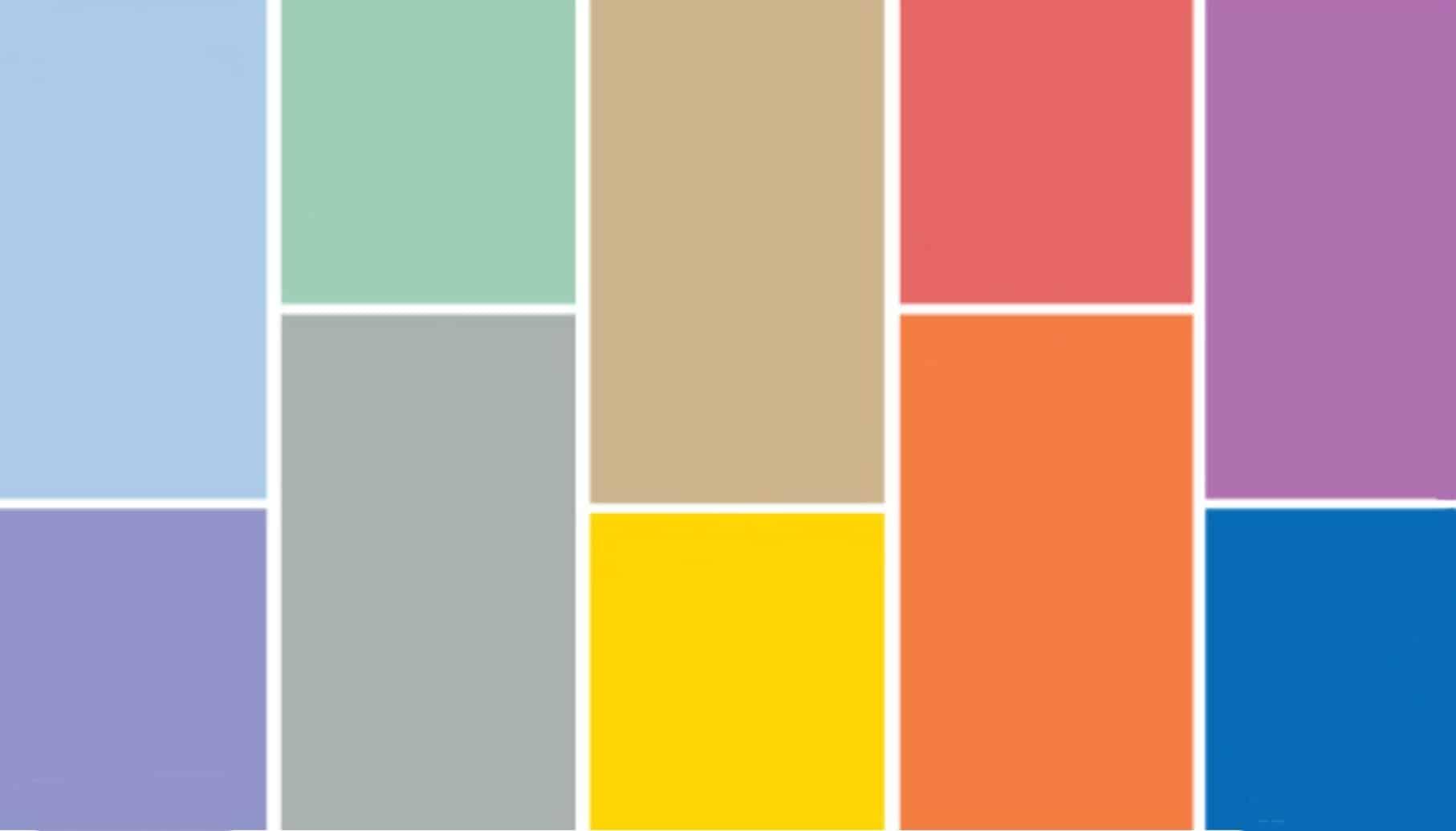 culoarea anului 2014