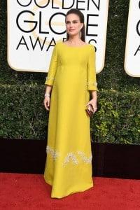 Globurile de Aur 2017 - Natalie Portman