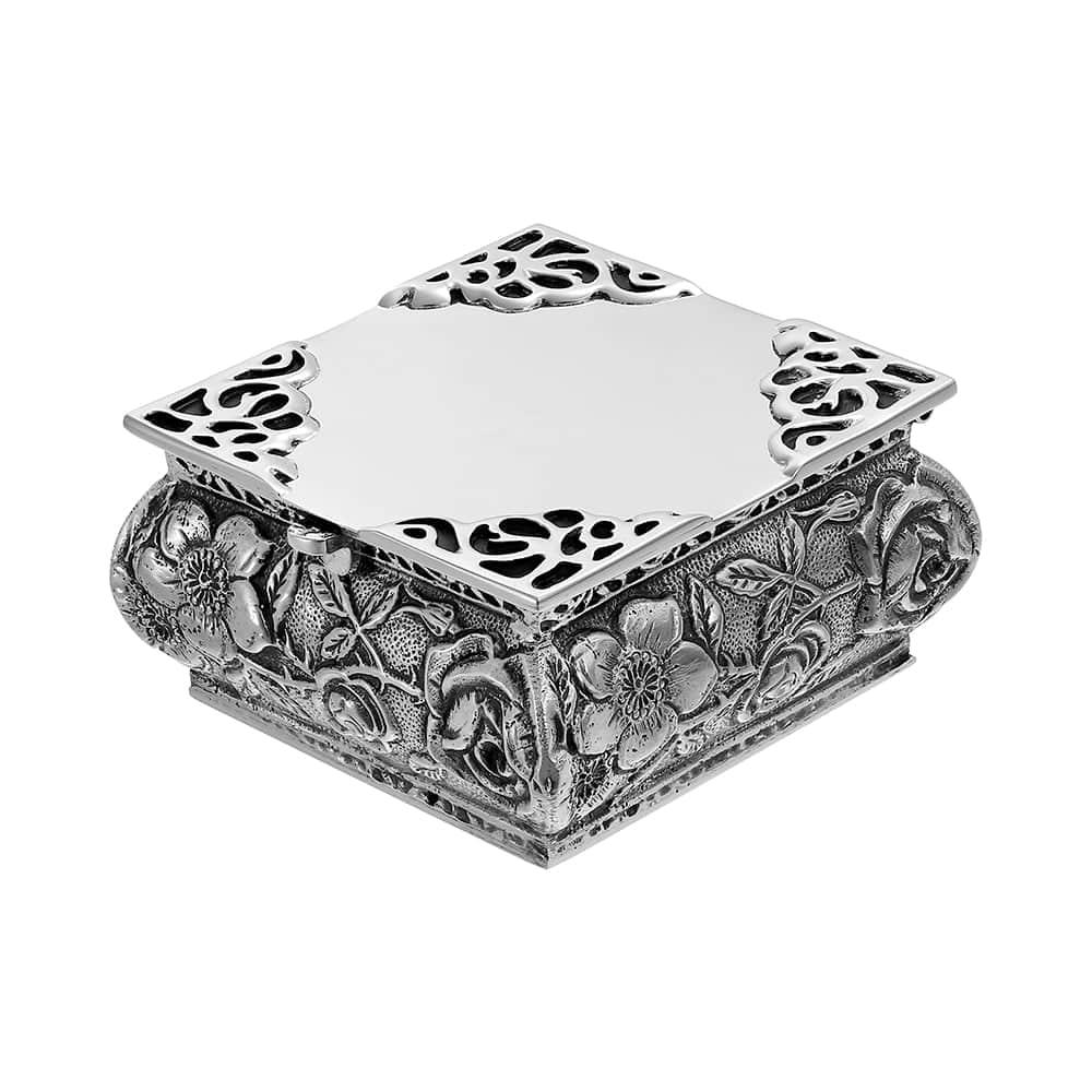 caseta mot argint