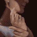 Inel aur cu diamante și london blue topaz