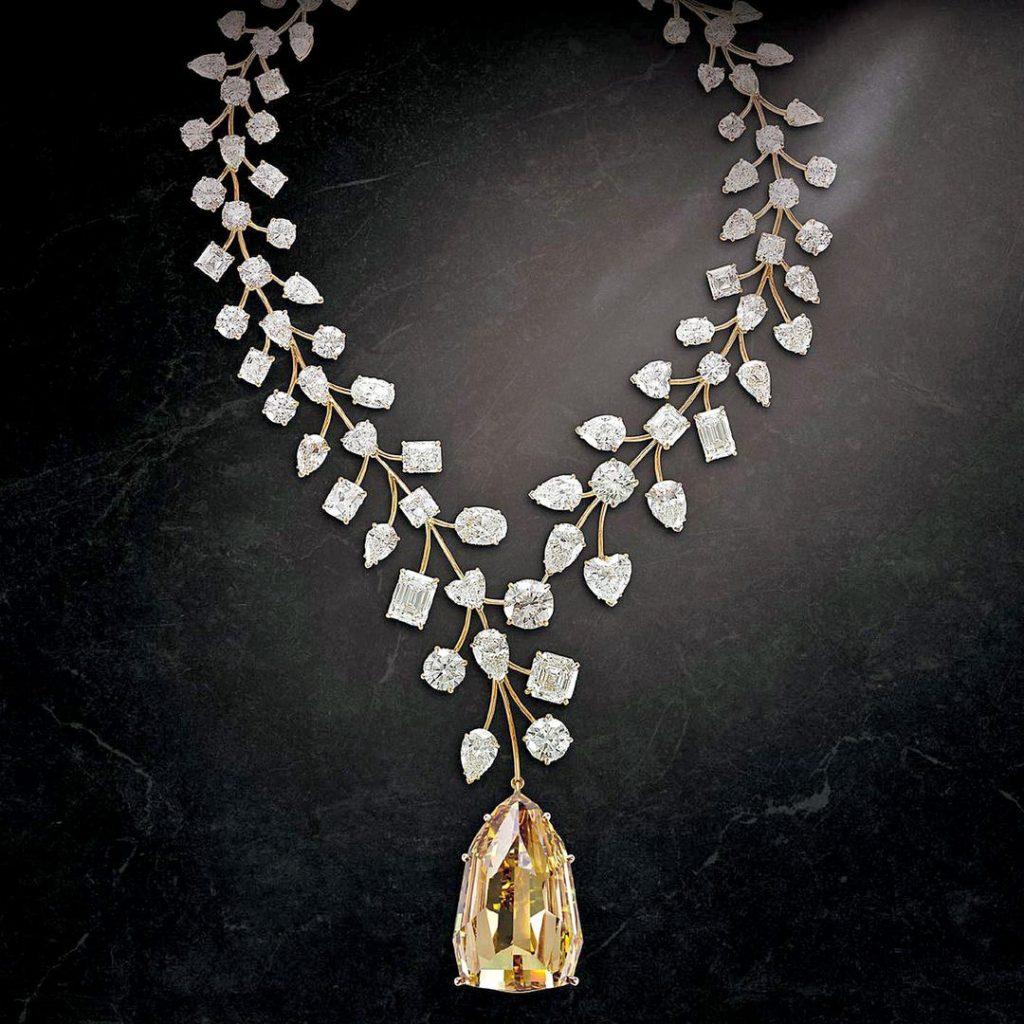 top bijuterii scumpe - incomparable diamond necklace