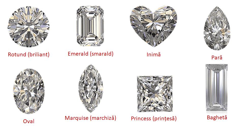 alegerea diamantelor