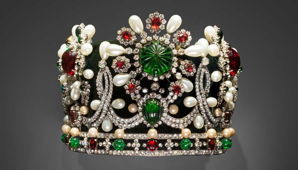 bijuterii personalizate - farah pahlavi