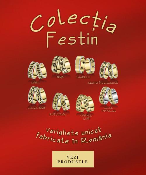 Colectie verighete Festin