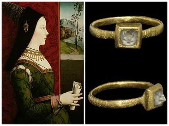 pe ce mana se poarta inelul de logodna